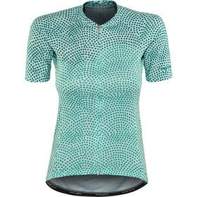 PEARL iZUMi Elite Graphic Jersey Dames, groen